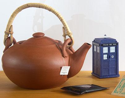 Un thé avec le Dr Who ?