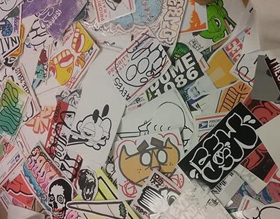 Stick Em Up: Detroit Sticker Jam