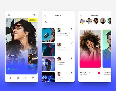 Songmate | App Design