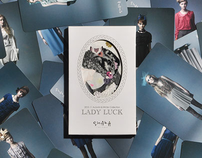Lady Luck : Art-Direction&Graphic