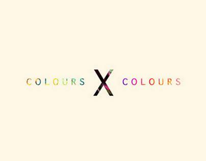 Colours X Colours