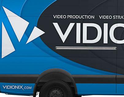 Vidionix Vehicle Wrap