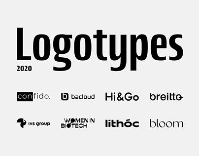 Logotypes 2020