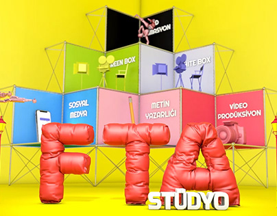 FTA Stüdyo | 3D Animasyonu