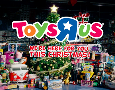 TOYS R US - Bring Imagination Home this Christmas TVC