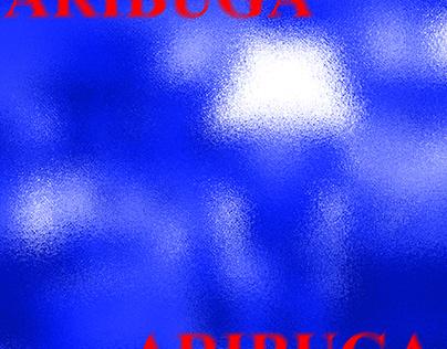 Blue Glass Album Art Template