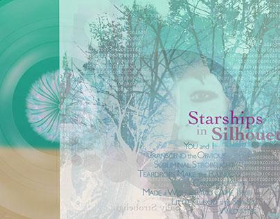 Sally Strobelight 'Starships in Silhouette' LP
