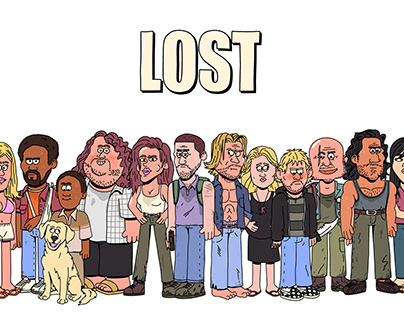 Lost Animated Show