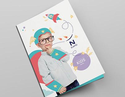 Novotel - Kids Menu