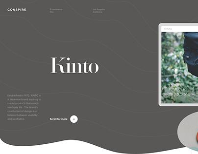 Kinto - Shopify Site