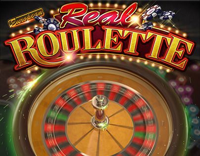 Real Roulette and button design.