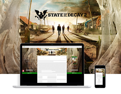 Xbox State of Decay 2