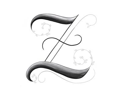Gothic Alphabet