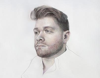 Portrait Commission: Stephen