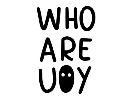 App - Who Are You