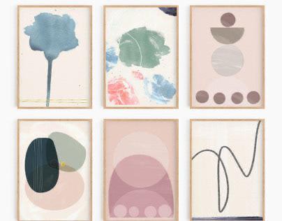 Abstract Art Bundles