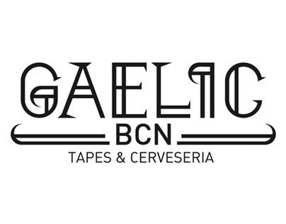 Gaelic Barcelona logo redesign