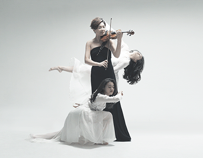 HONG KONG DANCE COMPANY - Dance Of String campaign