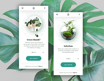 Onboarding - Personal Project