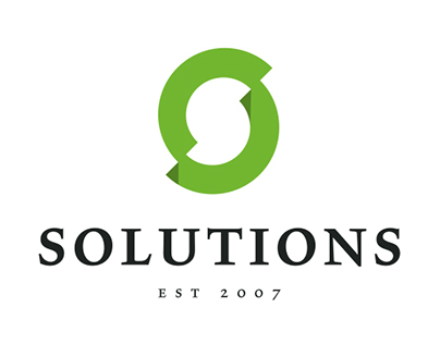 Corporate identity for Solutions
