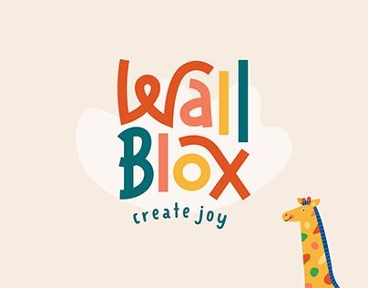 Wallblox | Branding and Illustration
