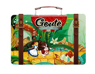 Gouté Girl- Summer Clear Stock