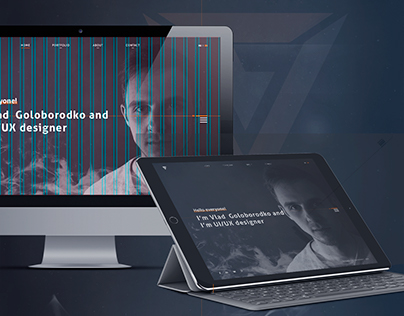 portfolio web site