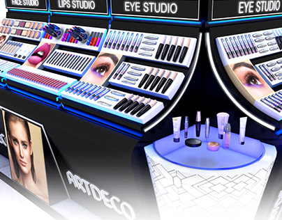 ARTDECO Cosmetic Booth