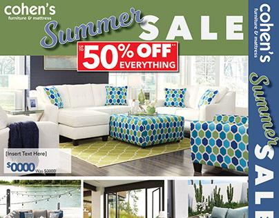 Cohen's Summer Sale (2018)