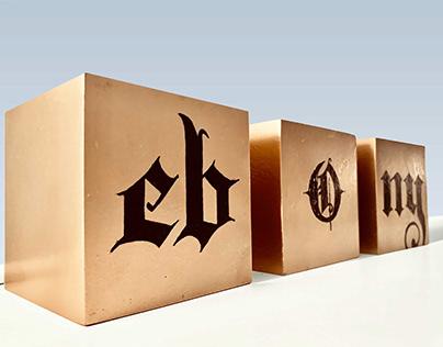 THE COLOR BOX SERIES: EBONY