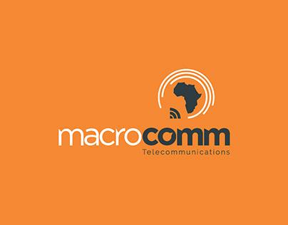 Macrocomm Telecommunications - Brand Refresh Concept