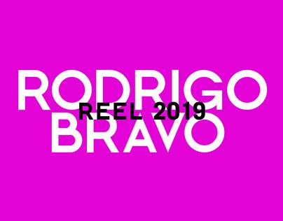 RODRIGO BRAVO MOTION DESIGN REEL 2019