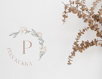 Florist Pian Kukka branding