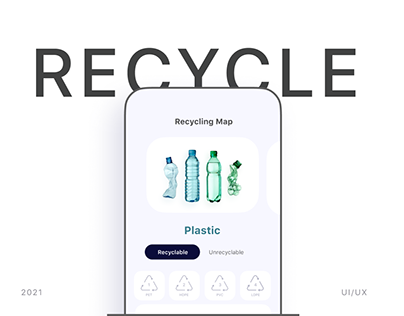 Recycling Mobile App