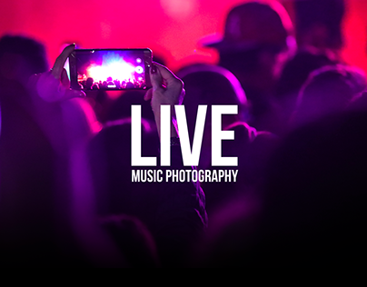 LIVE™ Music Photography