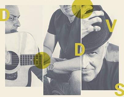 Davide Van De Sfroos - Gig Posters