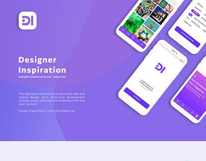 Designer Inspiration DI App Cast Study