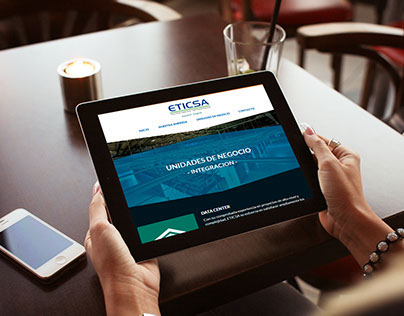 ETICSA website