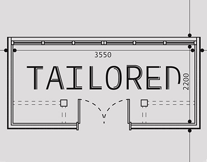 Tailored - Title Sequence