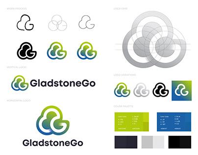 Branding Logo Design For GladstoneGo