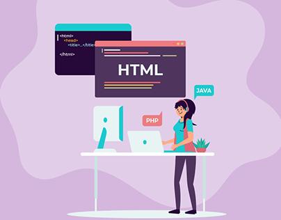 Animated Web Development