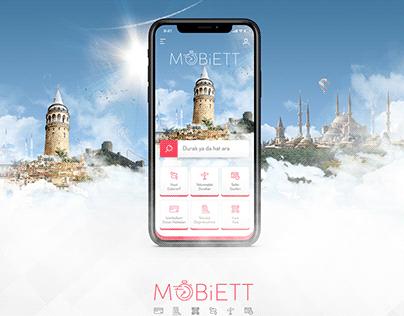 MOBIETT / iOS App Design