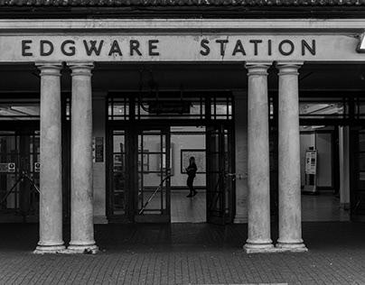 A Walk Around Edgware