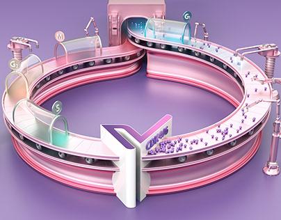 Novartis Valamor Concept Design & CGI