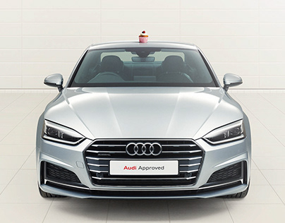 James Day: Audi
