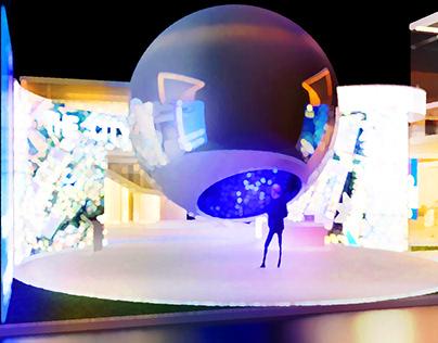 UAE, Dubai ,Masdar Institute Exhibition 2018