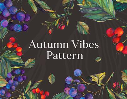 Autumn Vibes Pattern
