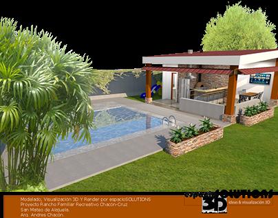 Rancho Recreativo Chacón-Cruz