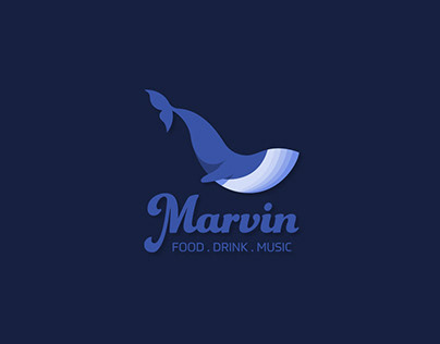 Marvin - Logo design