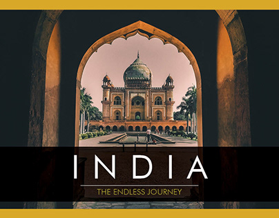INDIA THE ENDLESS JOURNEY BY GAURAV SINGH